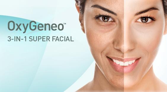 OxyGeneo Facial Victoria