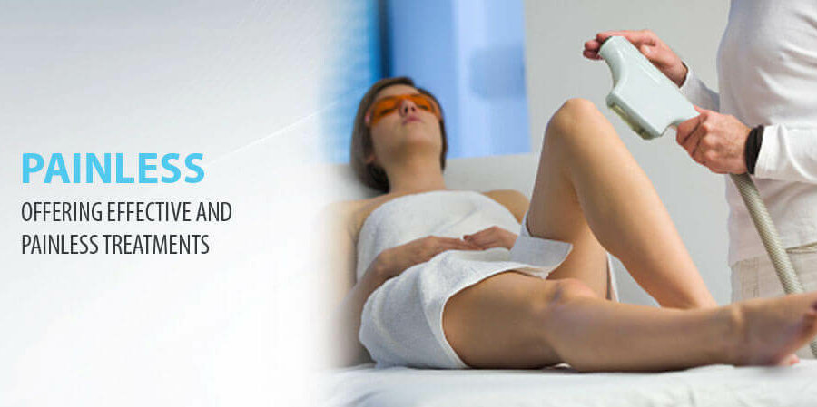 Painless hair removal victoria